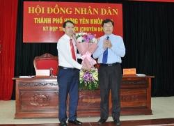 Người tiền nhiệm bị kỷ luật, TP Hưng Yên có Chủ tịch mới