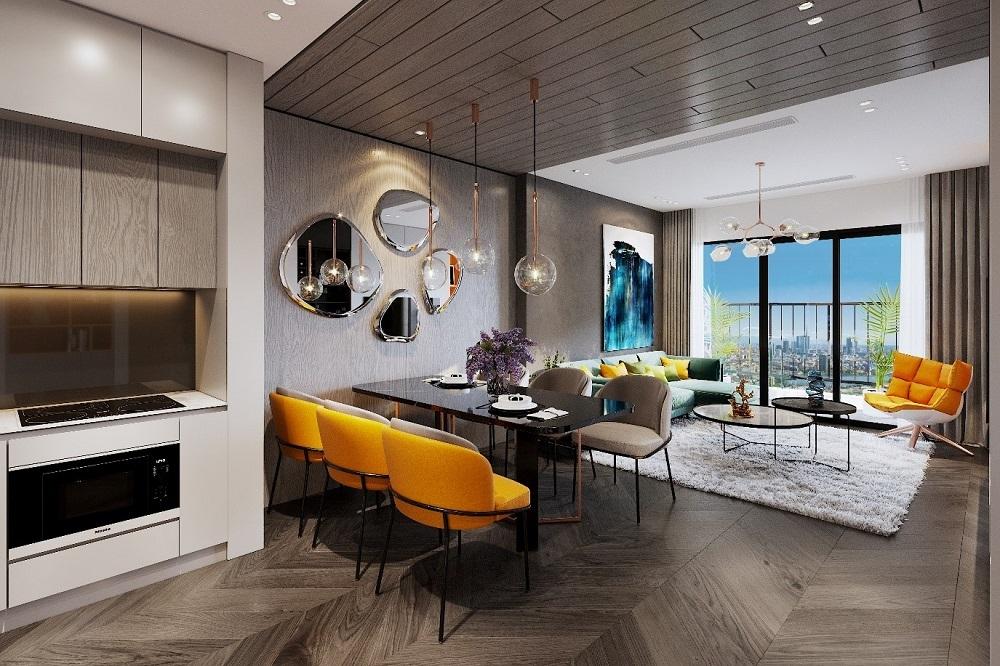 Đón đầu xu hướng chuộng căn hộ có thiết kế thông minh