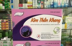 Thực phẩm bảo vệ sức khỏe Kim Thần Khang quảng cáo lừa dối người tiêu dùng