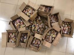 Hà Nội: Tạm giữ nhiều thùng bánh trung thu không rõ nguồn gốc