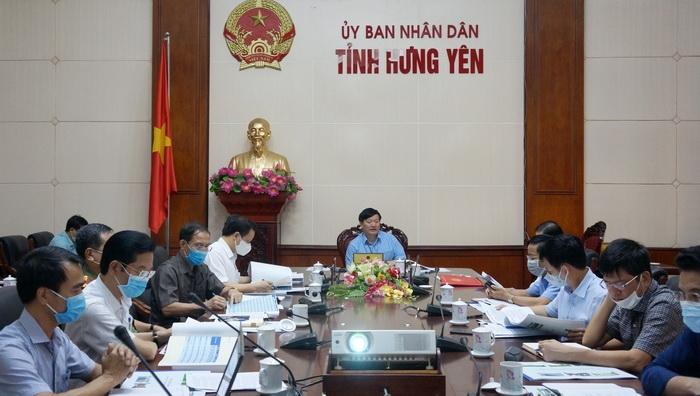Hưng Yên cần phát huy mọi nguồn lực, sức mạnh của người dân và doanh nghiệp