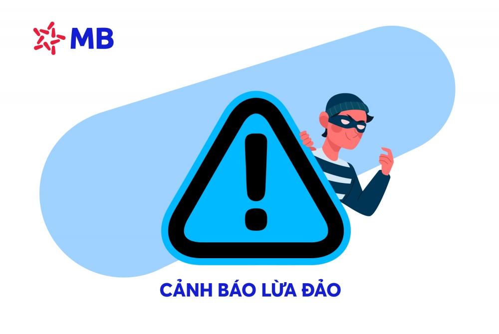 Cảnh báo giả mạo ngân hàng lừa đảo cho vay trên mạng xã hội
