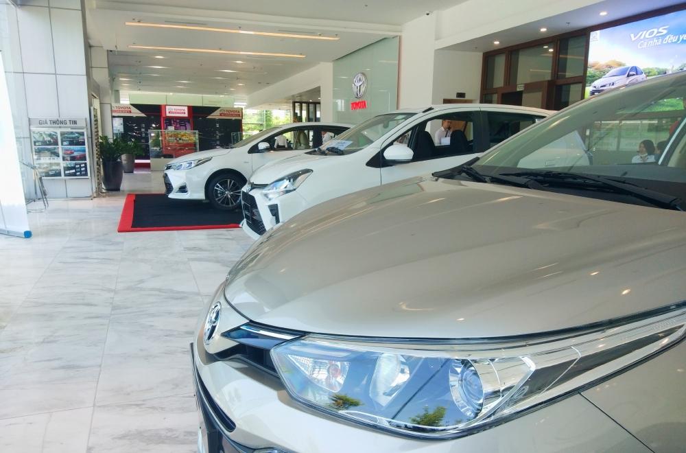 Tổng cục Thuế: Không có việc vòi vĩnh, đòi bôi trơn khi làm thủ tục đăng ký ô tô