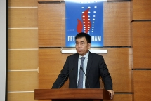 Chủ tịch HĐQT Lọc hoá dầu Bình Sơn  làm Phó Tổng giám đốc PVN