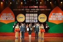 tap doan brg duoc vinh danh trong top 10 nhan hieu noi tieng nhat viet nam 2019