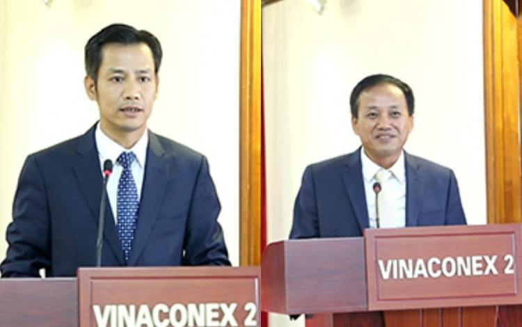 kinh doanh tut doc vinaconex 2 thay chu tich va tong giam doc