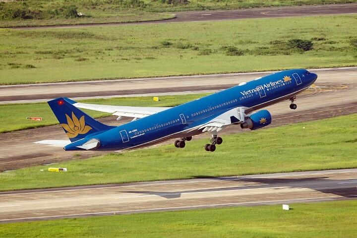 vietnam airlines ngung khai thac may bay airbus a330