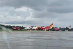 Vietnam Airlines, Vietjet Air đều xảy ra sự cố hàng không nghiêm trọng