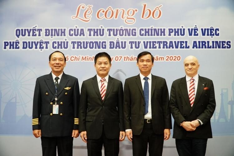 Tham vấn ý kiến loạt bộ ngành về việc cấp phép bay cho Vietravel Airlines