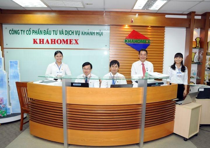 Xử phạt Khahomex (KHA) do chậm báo cáo giao dịch bán vốn tại DIC Corp