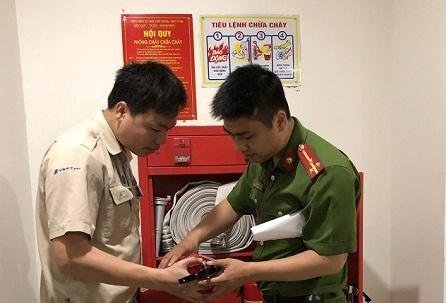 Hưng Yên: Hàng doanh nghiệp bị xử phạt vi phạm phòng cháy, chữa cháy
