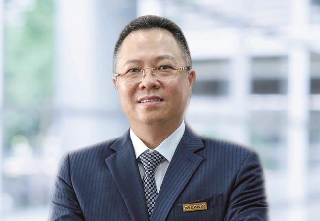 ABBank có Tổng giám đốc mới