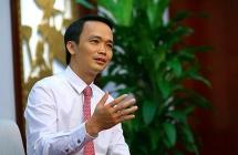 Tỷ phú Trịnh Văn Quyết vừa