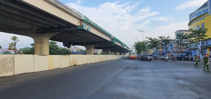 Hà Nội thông xe đường Vành đai 3 dưới thấp đoạn Mai Dịch - Cầu Thăng Long