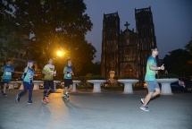 vpbank hanoi marathon 2019 diem nhan lan toa phong trao marathon viet nam