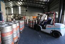 Công ty Công nghệ thực phẩm Quốc tế sản xuất bia