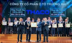 Thaco nộp hơn 85.000 tỷ đồng tiền thuế trong 5 năm
