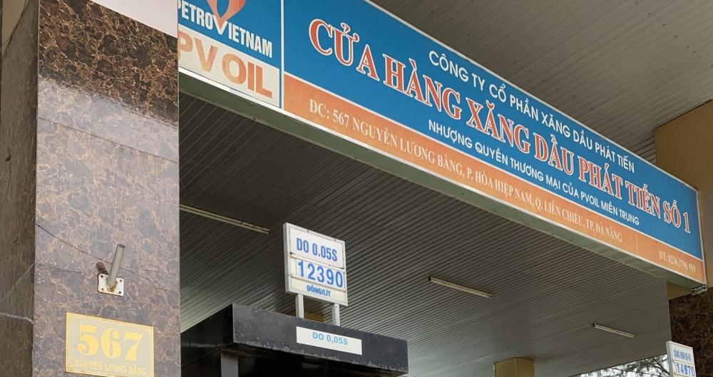 Tăng cường kiểm tra cửa hàng xăng dầu để chống gian lận