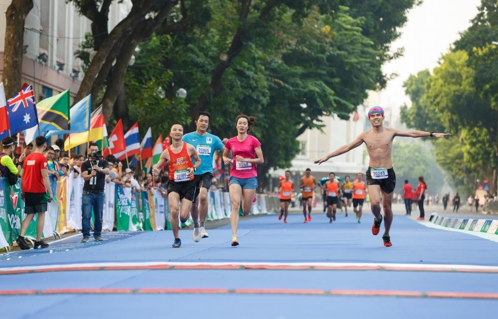VPBank Hanoi Marathon ASEAN 2020: Giải chạy không thể bỏ lỡ