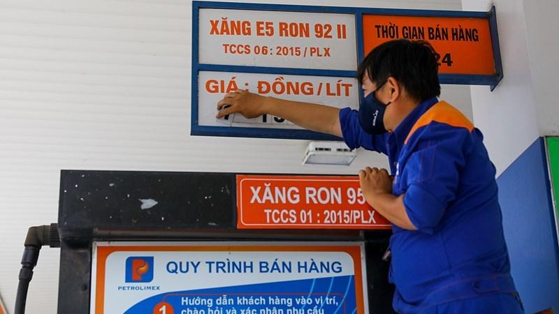 Chiều mai, giá xăng dầu có thể tăng