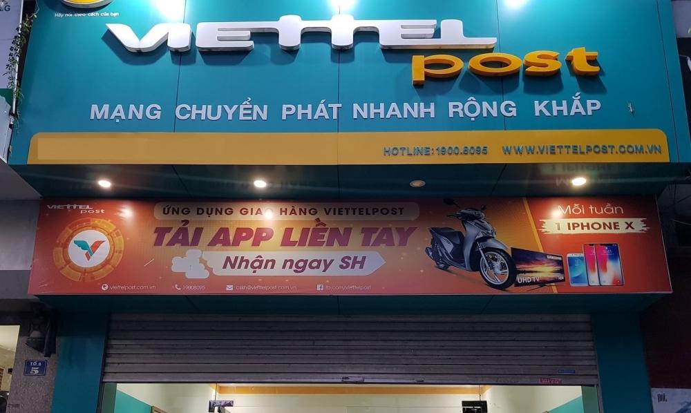 Tập đoàn Viettel chuẩn bị bán bớt vốn tại Viettel Post