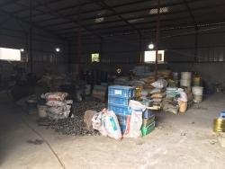 Hà Nội: Cơ sở kinh doanh hàng trăm phụ tùng xe máy giả mạo nhãn hiệu YAMAHA