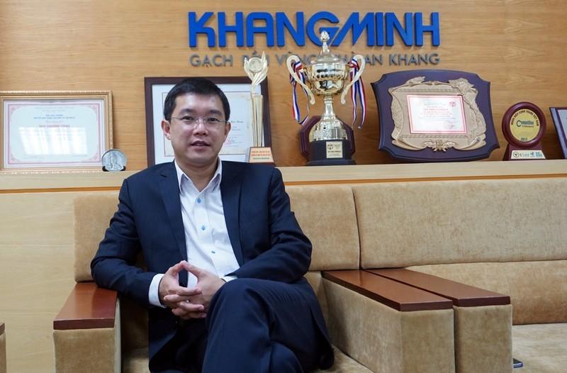Chủ tịch Khang Minh Group bị phạt do tự ý giao dịch tiền với công ty con