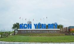 Hưng Yên thu ngân sách hơn 1.200 tỷ đồng từ doanh nghiệp FDI sau 9 tháng