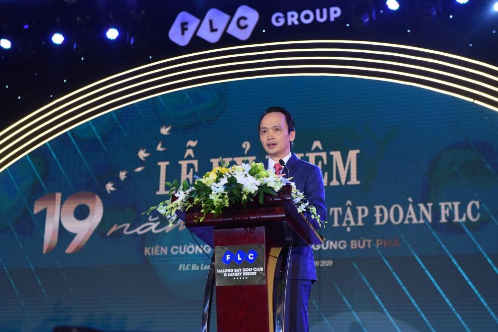 Ông Trịnh Văn Quyết: FLC đã sẵn sàng cho những khát vọng mạnh mẽ hơn