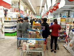 Hàng Việt chiếm lĩnh tại các siêu thị