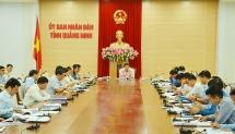 Tập đoàn FLC báo cáo việc triển khai 30 dự án tại Quảng Ninh