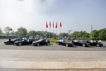 VinFast tài trợ gần 400 xe ô tô phục vụ Hội nghị ASEAN 2020