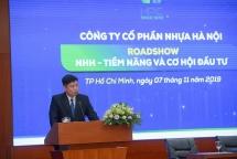 Công ty CP Nhựa Hà Nội có gì để chuyển sàn?