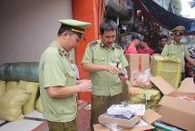 Hà Nội: Phát hiện, xử lý trên 20.400 vụ gian lận thương mại, buôn lậu