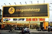 Thế Giới Di Động thu 2.000 tỷ đồng nhờ bán laptop