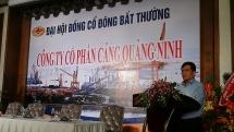 Công ty Cổ phần Cảng Quảng Ninh bán chui cổ phiếu