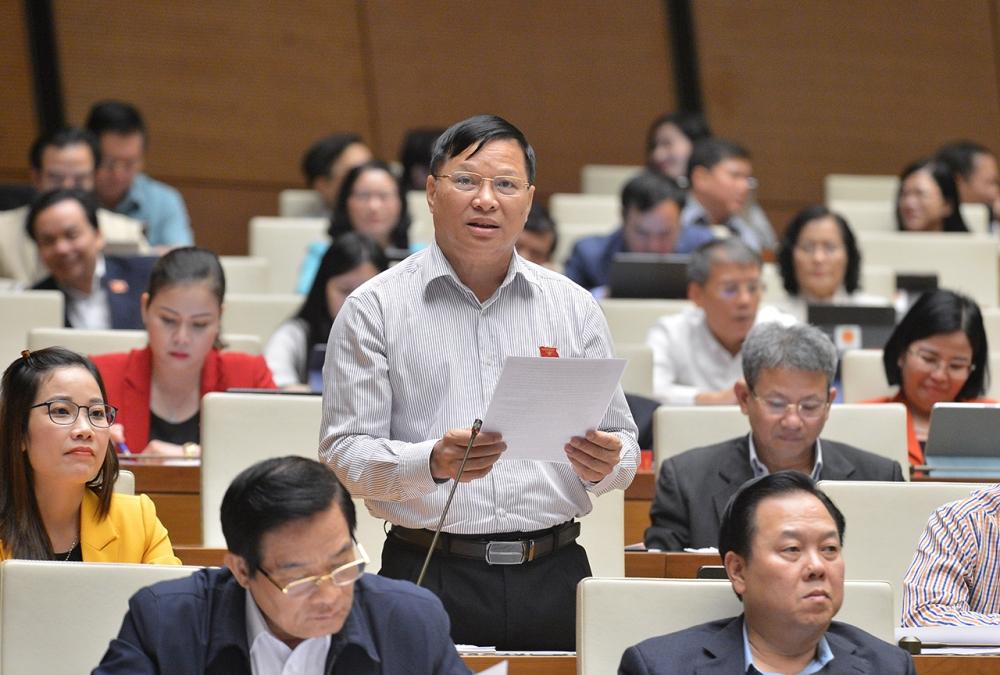 Đại biểu Quốc hội băn khoăn về chỉ tiêu tăng trưởng kinh tế năm 2021