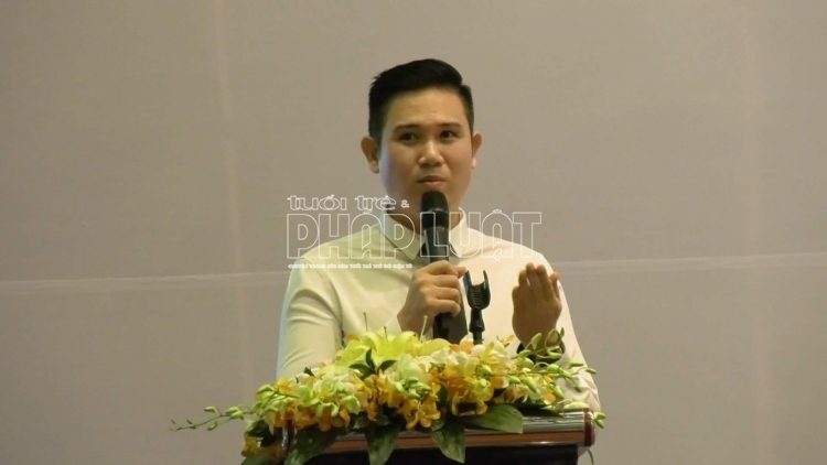Ông Phạm Văn Tam: Đầu tư cho startup không giới hạn lĩnh vực