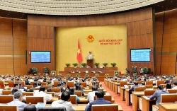 Quốc hội 'chốt' mục tiêu tăng trưởng kinh tế năm 2021 là 6%