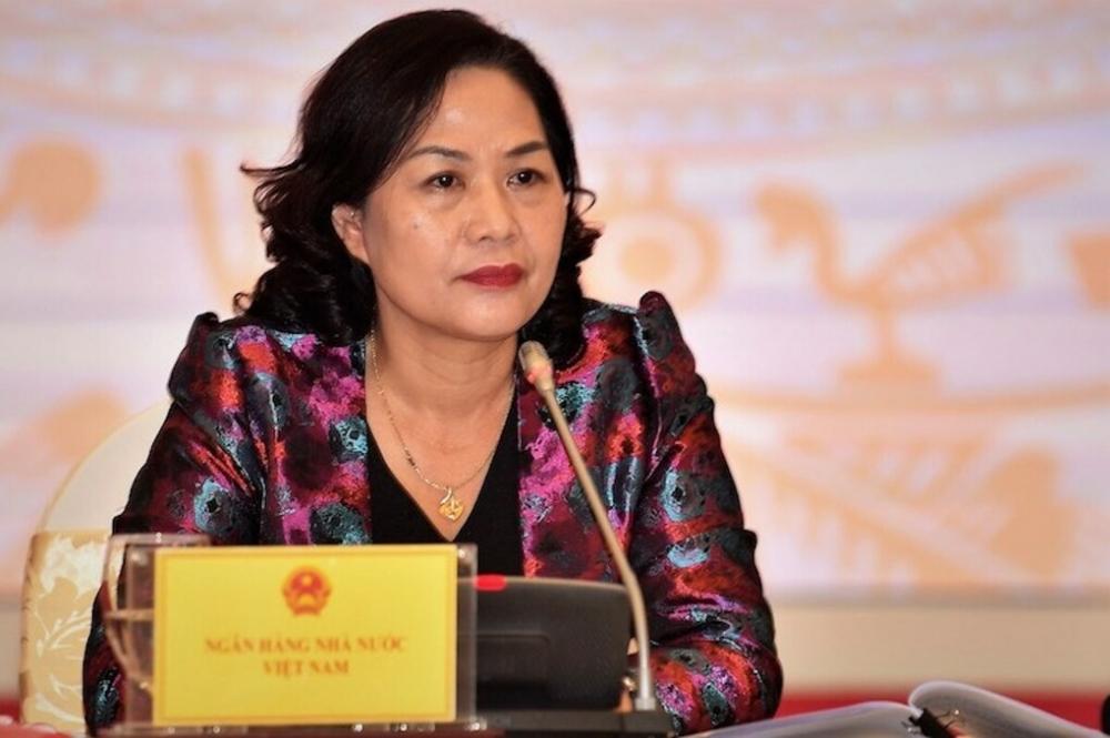 Việt Nam có nữ Thống đốc Ngân hàng đầu tiên