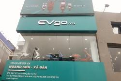 Tập đoàn Sơn Hà chính thức ra mắt cửa hàng xe máy điện đầu tiên