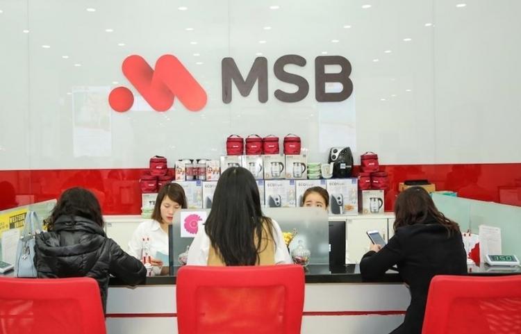 Công ty mua bán nợ rao bán hơn 4 triệu cổ phiếu Ngân hàng MSB