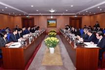 Nhà đầu tư Nhật Bản muốn tham gia cổ phần hóa doanh nghiệp Việt Nam