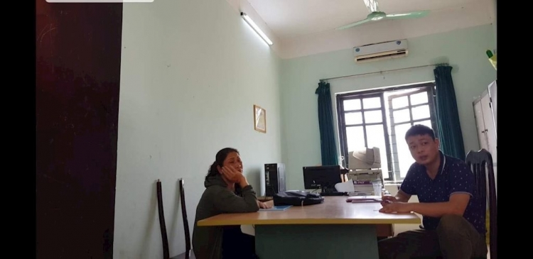 vu nhom phong vien bao tuoi tre thu do bi hanh hung nu chu muu lo dien