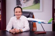 Ông Trịnh Văn Quyết thôi Tổng giám đốc Bamboo Airways