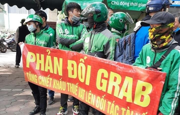 """Grab Việt Nam """"tố"""" ngược Tổng cục Thuế không nhất quán"""