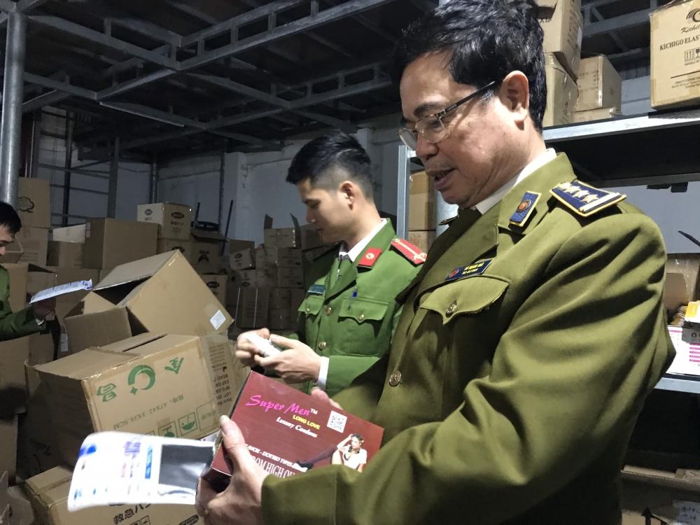 Lập Hội đồng kỷ luật quyền Cục trưởng Quản lý thị trường Bắc Ninh