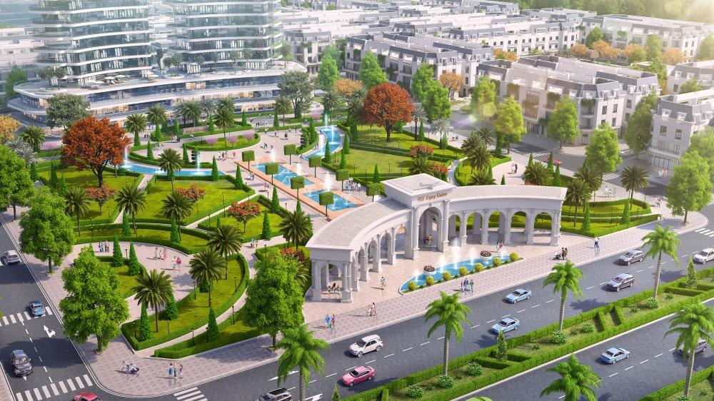 Hưởng lợi từ hạ tầng, FLC Legacy Kontum thành tâm điểm đầu tư mới