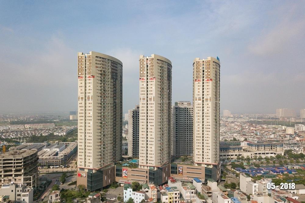 Giá nhà nội đô đắt đỏ, người trẻ chuộng nhà ngoại đô