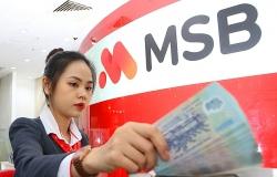 """""""Soi"""" nợ xấu của ngân hàng MSB trước ngày giao dịch trên sàn HOSE"""